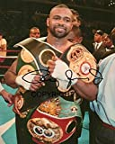 Limited Edition Roy Jones Jr Signiert Foto Autogramm
