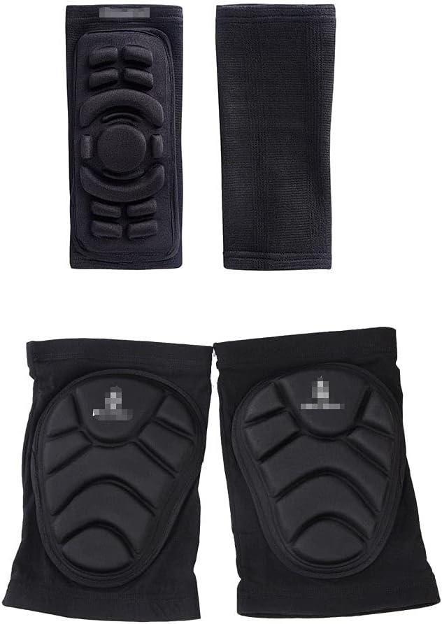 Reusable Knee Brace Support Portable 4Pcs It is Sale very popular Pads MTB Bike DH