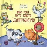 L'animalerie - Mon petit livre sonore
