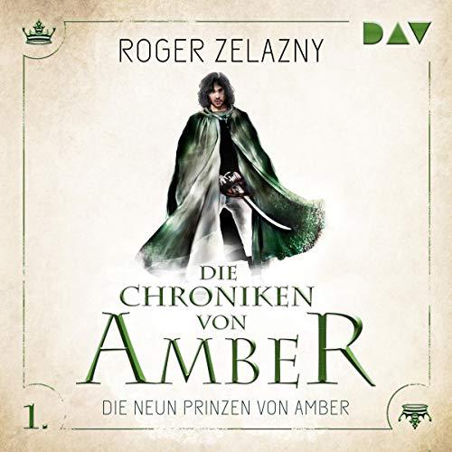 Die neun Prinzen von Amber  By  cover art