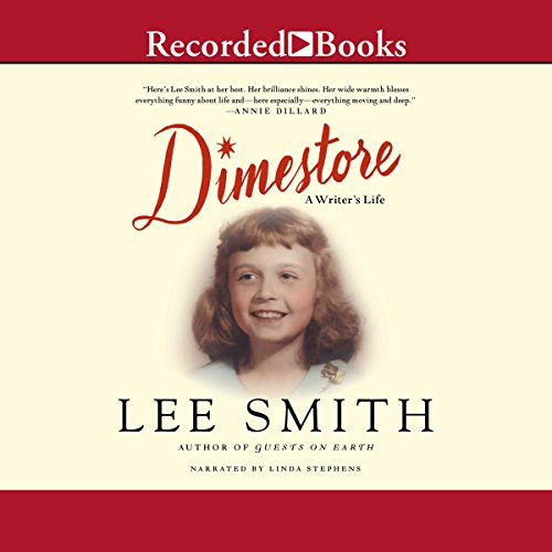 Dimestore     A Writer's Life              Auteur(s):                                                                                                                                 Lee Smith                               Narrateur(s):                                                                                                                                 Linda Stephens                      Durée: 6 h et 14 min     Pas de évaluations     Au global 0,0
