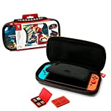 Officially Lceisned Nintendo Switch Mario Kart 8 Deluxe Carrying Case – Protective Deluxe Travel Case – PU Leather Exterior