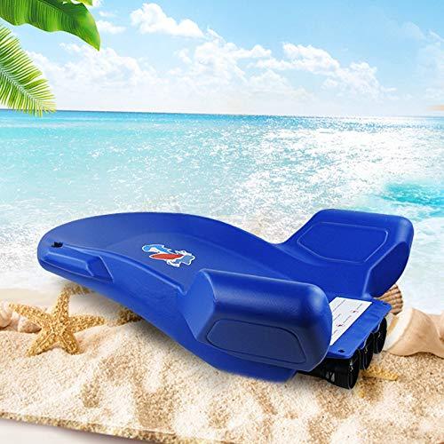 HQL Tabla de Surf para niños, Scooter eléctrico subacuático, Sea Kickboard Scooter,...