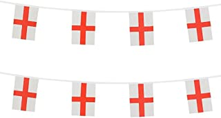 KalaBear International National Country World Pennant String Flags Banners for Party Events Decorations Classroom Garden Olympics Festival Grand Opening Bar