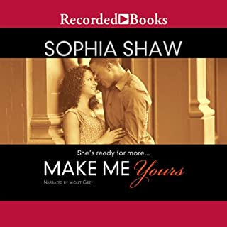 Make Me Yours audiobook cover art