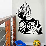 fdgdfgd Dragon Ball Z Goku Super Saiyan Anime Sticker Autocollant Voiture Camion fenêtre...