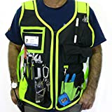 LY1122 New Electrician Carpenter Framer Plumber Craftman Construction Tool Vest Bag etc
