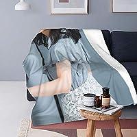 魅力的な芸術 多部未華子 毛布 ブランケット ひざ掛け 洗いok 綿毛布 掛け毛布 通年使用 暖房 軽量 肩掛け 冷房対策 大判 車用 おしゃれ
