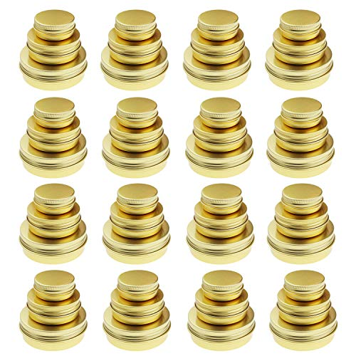 Gold Tins (3 sizes)