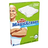 Product Image of the Mr. Clean Magic Eraser Bath Scrubber, with Febreze Meadows and Rain Scent, 2 Count