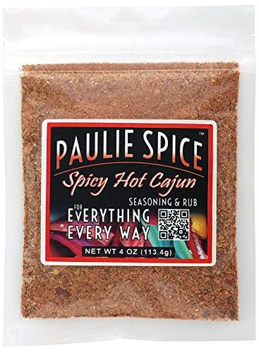 Paulie Spice : Spicy Hot Cajun Seas…
