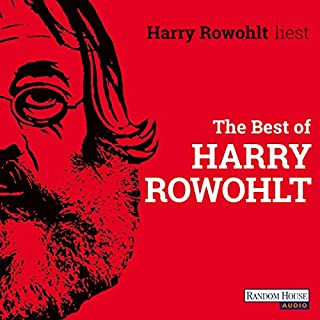 The Best of Harry Rowohlt Titelbild