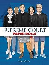 Supreme Court Paper Dolls (Dover Paper Dolls)