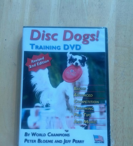 Disc Dogs Training DVD Revised 2nd Edition