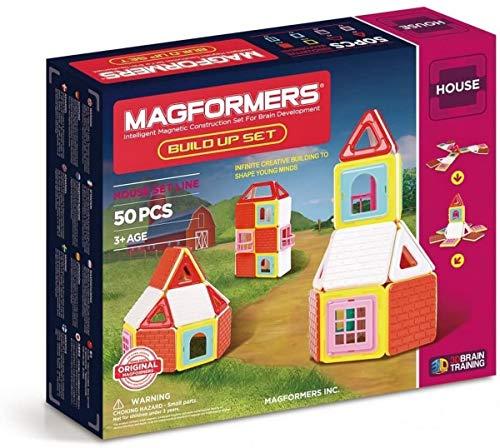 Magformers - Build Up Set (50 Piezas)