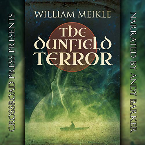 The Dunfield Terror audiobook cover art
