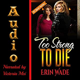 Too Strong to Die audiobook cover art