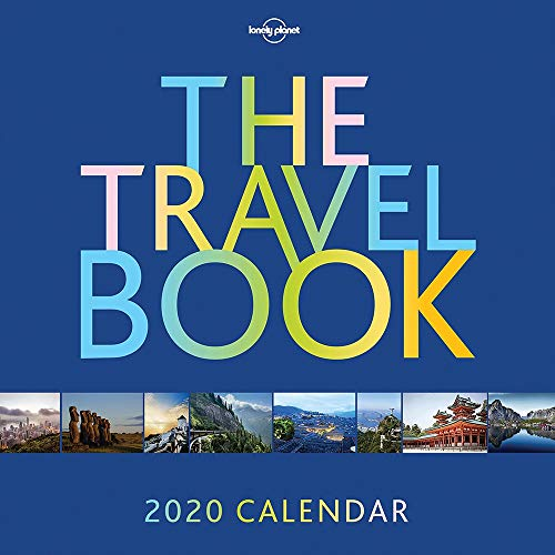 Price comparison product image 2020 The Travel Book Daily Desktop Calendar