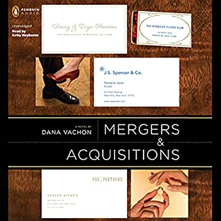 Mergers & Acquisitions audiobook cover art