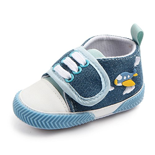 OAISNIT Baby Canvas Shoes