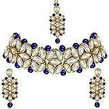 Traditional Gold Plated Kundan Bridal Jewellery Set