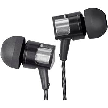 Monoprice MP10 In-Ear Earphones, Lightweight Housing With in-line Controller and Built-in Microphone