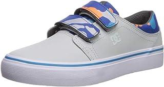 DC Boys' Trase V SE Skate Shoe, Multi, 4.5 M US Big Kid