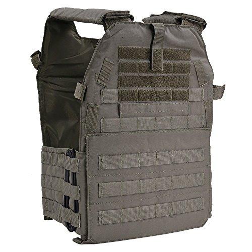 LBX Tactical モジュラー プレートキャリア LBX-0300 レンジャーグリーン Mサイズ [並行輸入品]