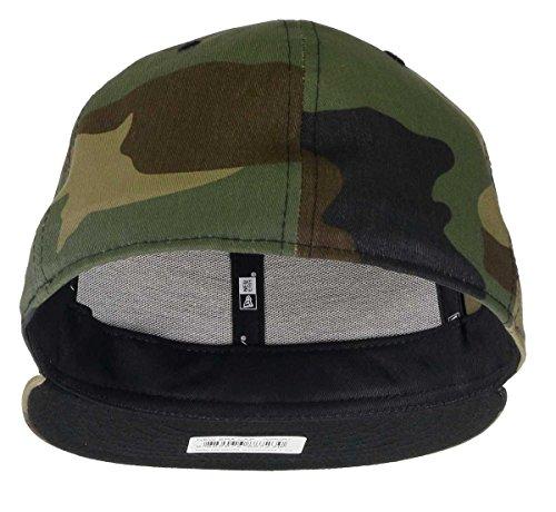 New Era 59fifty Basecap Blank Woodcamo - 7 1/2-60cm Camouflage
