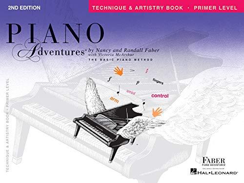 Piano Adventures : Primer Level - Technique & Artistry Book