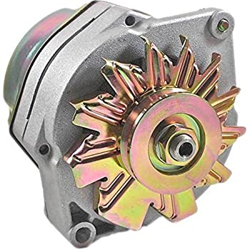 Amazon Com Rareelectrical New 12 Volts 110 Amps Marine Alternator Compatible With Mercruiser Delco 3 Wire By Part Numbers 1103193 1100186 1105064 1105065 1105078 1105088 1105097 20104 20115005tba 18 5945 185945 Automotive