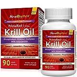 Best Krill Oils - NewRhythm Krill Oil, 1250mg High Potency, Pharma Grade Review