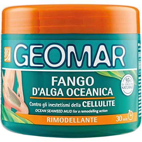 GEOMAR Fango d Alga Oceanica, Contro gli Inestetisimi della Cellulita 650 g