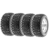 "SunF 23x11-10 23x11x10 Tubeless 4 PR 23"" ATV UTV Tires G003 [Set of 4]"
