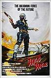 Poster 60 x 90 cm: Mad Max von Everett Collection -