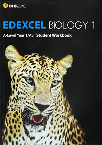 Edexcel Biology 1 A Lev 1 AS Stude Wrkbk