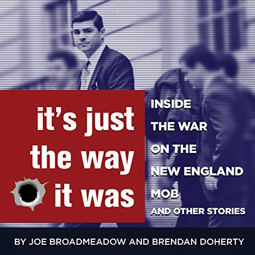 It's Just the Way It Was audiobook cover art