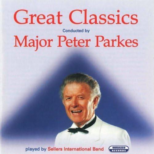 Sellers International Brass Band & Major Peter Parkes