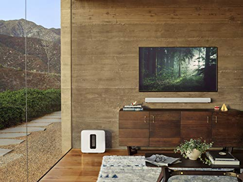 Product Image 6: Sonos Arc – The Premium Smart Soundbar For TV, Movies, Music, Gaming, And More – White