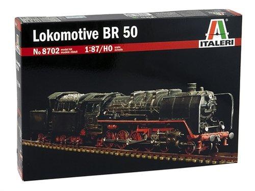 Italeri 8702S BR 50 - Locomotora a escala 1:87 Importado de