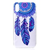 <span class='highlight'><span class='highlight'>Dongdexiu</span></span> Phone Cases Stylish and Beautiful Pattern TPU Drop Protection Cover for Xiaomi Redmi 7A(Wind chimes) (Color : Wind chimes)