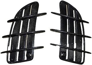 Eppar New Carbon Fiber Hood Scoops for Mercedes Benz SLK (R171) 2004-2011 SLK200 SLK280 SLK300 SLK350 (2PCS)