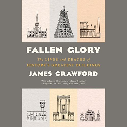 Fallen Glory audiobook cover art