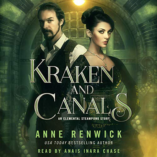 Couverture de Kraken and Canals
