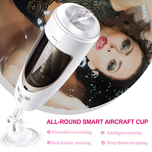 Find Bargain Massage Sticks Automatic Cup Male Full Automatic Cup Sucking Electronic Man's Toy Mini ...