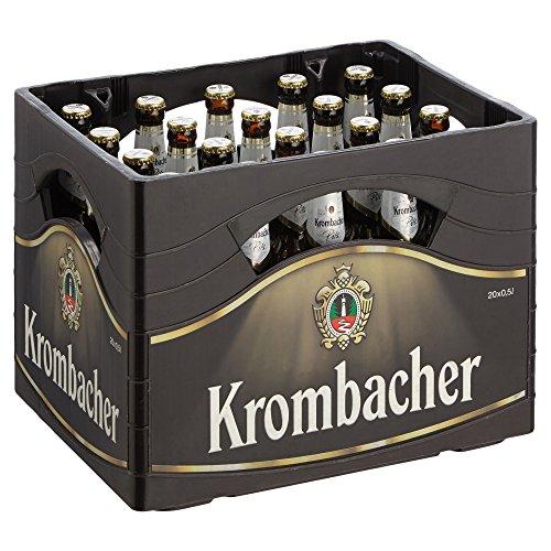 Krombacher Pils MEHRWEG, (20 x 0.5 l)
