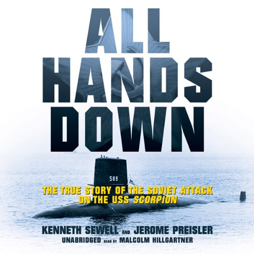 All Hands Down audiobook cover art