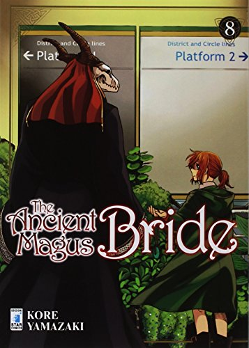 The ancient magus bride (Vol. 8)