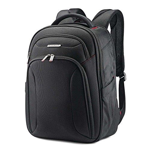 Samsonite Xenon 3.0 Checkpoint Friendly Backpack, Black, Medium