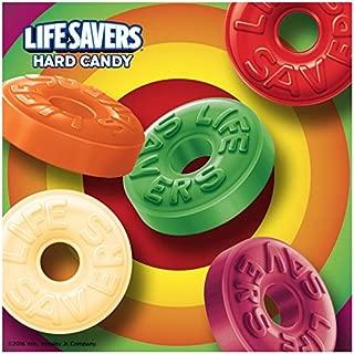 LifeSavers Hard Candy Five Flavor - 2 Pounds Bulk Wholesale (5 Flavor Mix)